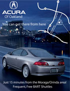 Acura of Oakland