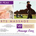 Massage Envy Print Ad